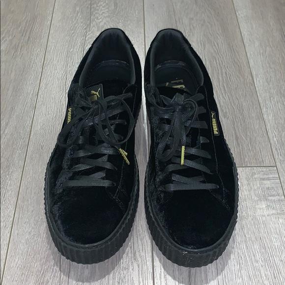 sports shoes 36439 09d17 Men's Puma Fenty (Rihanna) - Velvet
